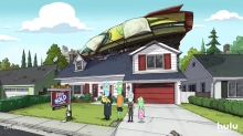 FIRST LOOK: Hulu Drops Teaser Trailer for Justin Roiland's 'Solar Opposites'