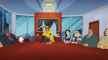 'Birdgirl' Soars Onto Adult Swim