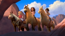 DreamWorks Animation Drops Official 'Spirit Untamed' Trailer