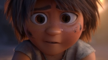 The Personal Story Behind Guy's Opening Sequence in 'The Croods: A New Age'