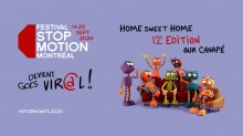 Online Festival Stop Motion Montreal Coming September 14-20