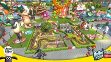 'RollerCoaster Tycoon Touch' Gets A Flock of Wooly Aardman Friends