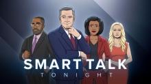 'Tooning Out the News' Kicks Off New 'Smart Talk Tonight' Segment