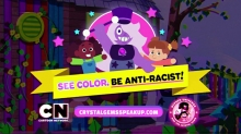 Cartoon Network and 'Steven Universe' Fight Racism in 'See Color' PSA