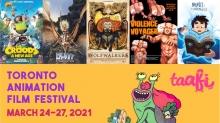 TAAFI 2021 Announces Online Festival Program Line-Up