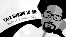 W. Kamau Bell's Animated 'Talk Boring to Me' Examines Much of What Ails the U.S.