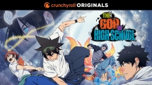 Crunchyroll Announces V-CRX Programming and Free Registration
