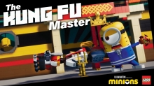 Breaking Boards Isn't so Easy in 'LEGO Minions: The Kung Fu Master'