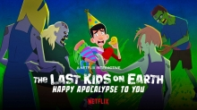 Atomic Cartoons Drops Trailer for 'Last Kids on Earth' Interactive Special