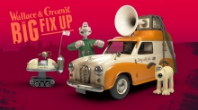 Wallace & Gromit Join the AR World with 'The Big Fix Up'