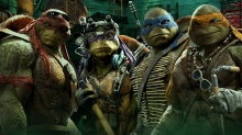 Casey and Colin Jost to Pen Live-Action 'Teenage Mutant Ninja Turtles'