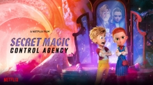 WATCH: Scoring Netflix's Fantasy Spy Mystery 'Secret Magic Control Agency'