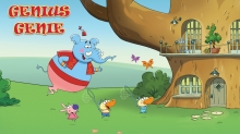 ToonDraw's Animated Kids Series 'Genius Genie' Expands to New Markets