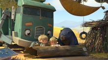 'Trash Truck': Max Keane's Personal, Precious, and Nostalgic Preschool Series