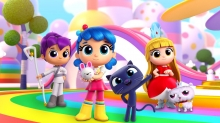 bRAND-WARD Taking Guru's 'True and the Rainbow Kingdom' to the UK and Ireland