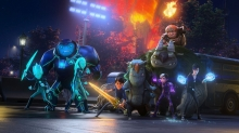 Netflix Drops 'Trollhunters: Rise of the Titans' Clip