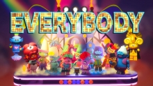 Trolls Get LEGO Make-Over for All New 'Trolls World Tour' Music Video