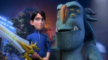 Guillermo del Toro Shares 'Trollhunters: Rise of the Titans' Trailer