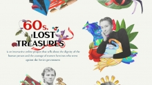 60s - The Lost Treasures, an Interactive Online Project