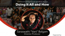 CTN Webinar with Vani Balgam Coming August 4
