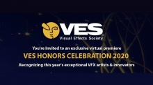 VES Honors 2020 – Gone Virtual Coming December 15 - 16