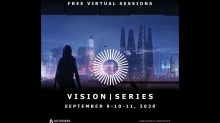 Autodesk Vision Series Going Virtual September 9-11