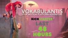 Exciting New Stop Motion Kickstarter Project