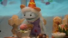 Netflix Shares 'Waffles + Mochi's Holiday Feast' First Look Clip