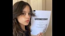 Tim Burton Finds His 'Wednesday' - Jenna Ortega Boards Netflix Series
