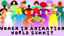 Speakers Announced for 5th Women in Animation World Summit