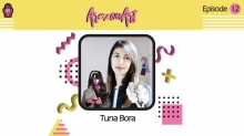Arezou Art Podcast #12: Interview with Tuna Bora