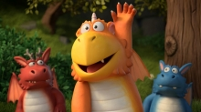 Royal Television Society Honors 'Zog' with Children's Programme Award